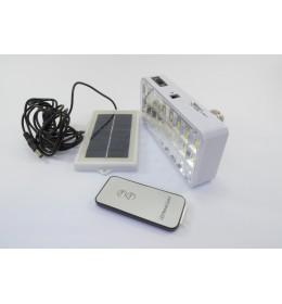 LED Panik lampa solarno punjiva